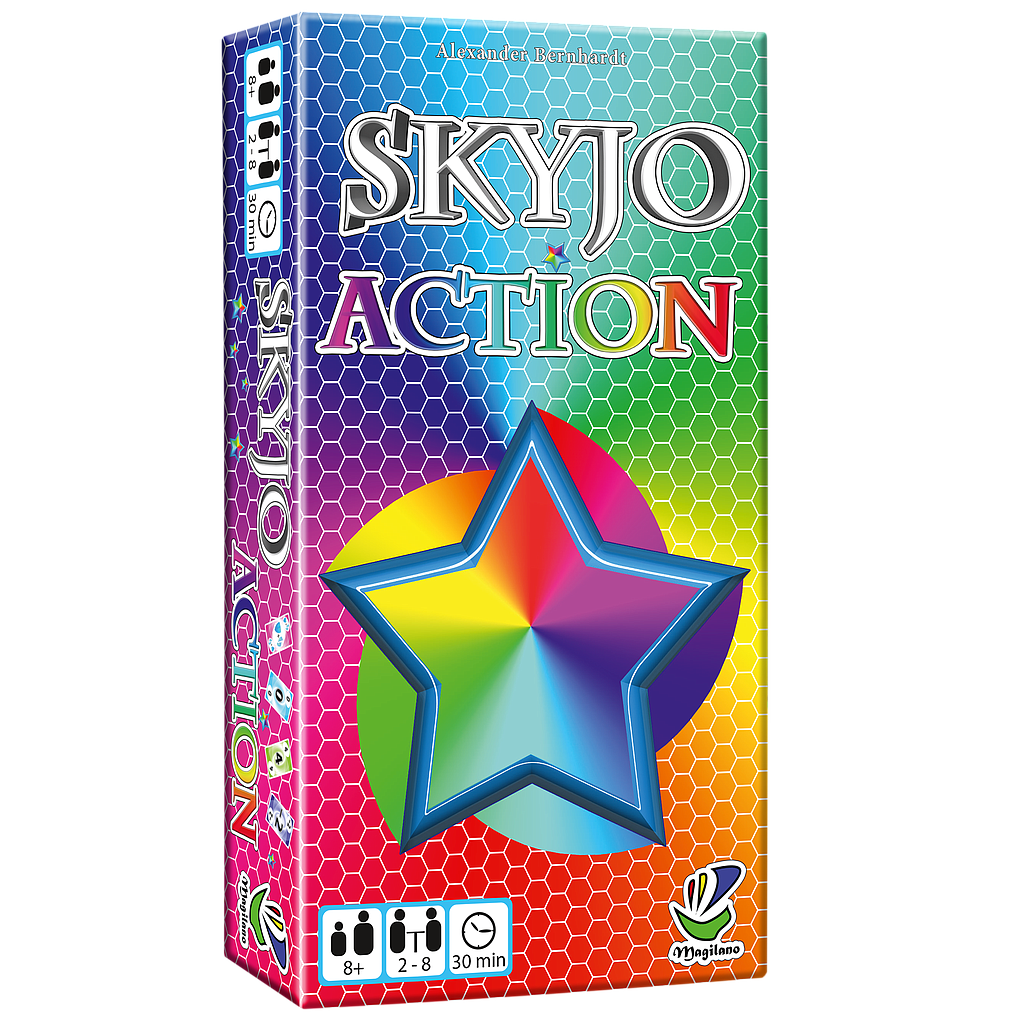 SKYJO ACTION FR-UK