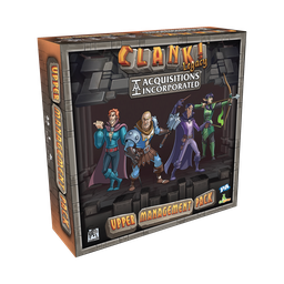 [01454] CLANK ! LEGACY - Ext. Upper Management Pack