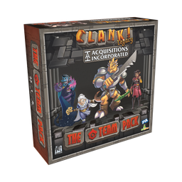 [01455] CLANK ! LEGACY - Ext. The C-Team Pack